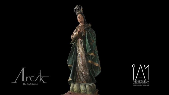 Virgen Immaculada Concepción