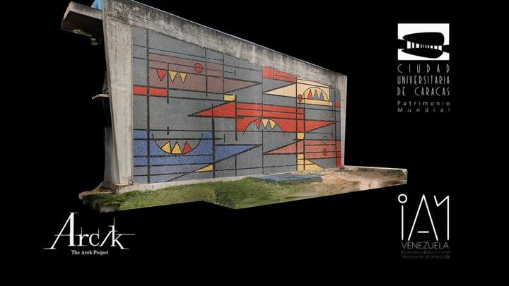Mural, Un Elemento Estático en Cinco Posiciones