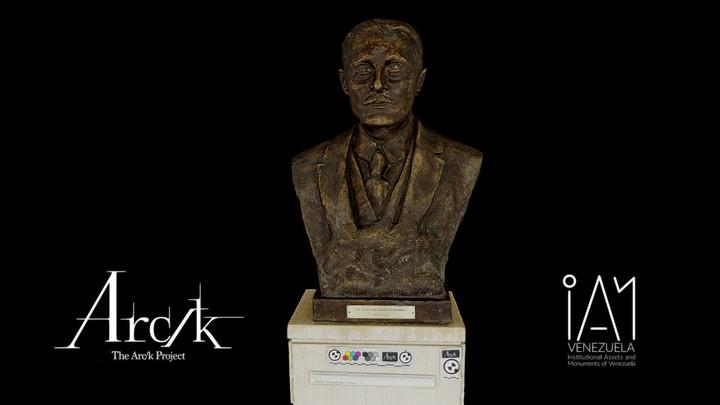 Busto de Dr. José Gregorio Hernández