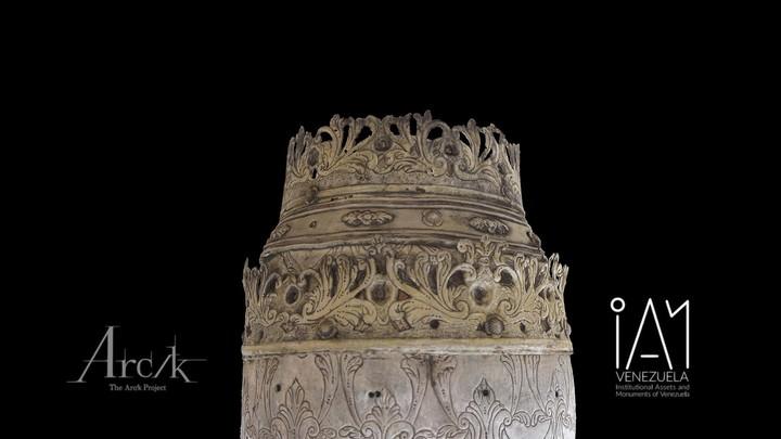 Tiara de San Pedro