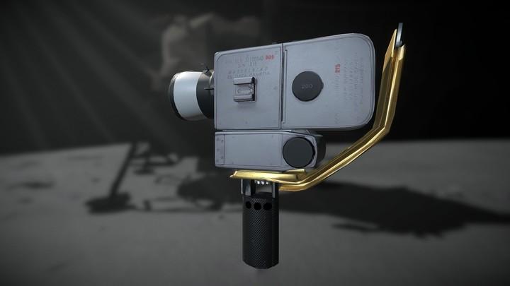 Apollo 70mm Hasselblad EL Data Camera