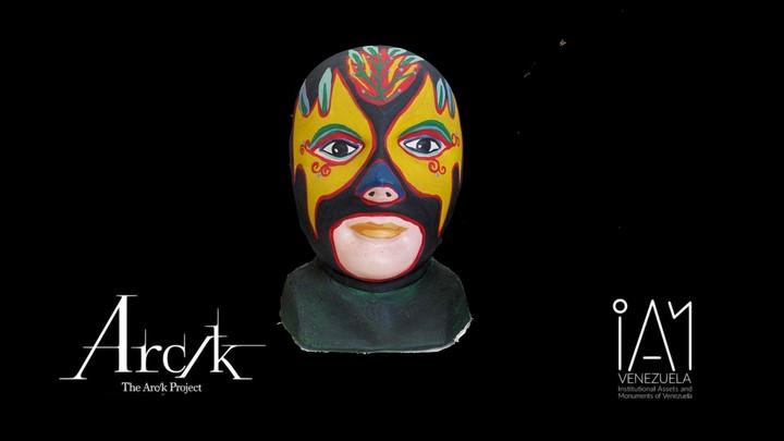 Luchador Mask (Version 1)
