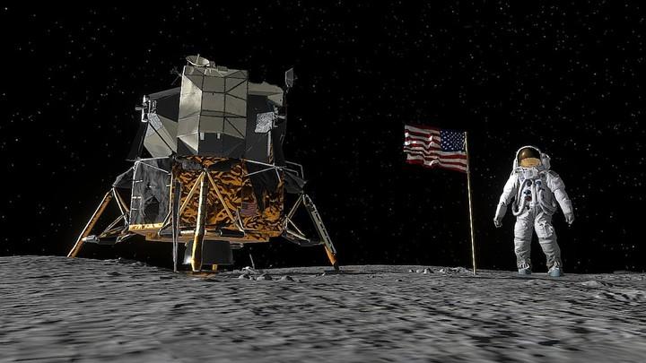 Apollo 11 Moon Landing (VR Experience)