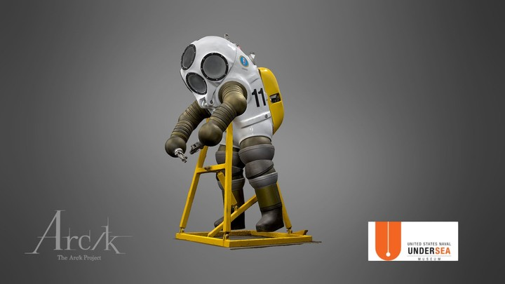 Atmospheric Diving Suit (JIM Suit)