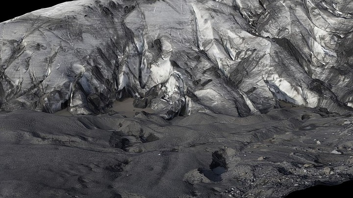 Icelandic Glacier (IV)