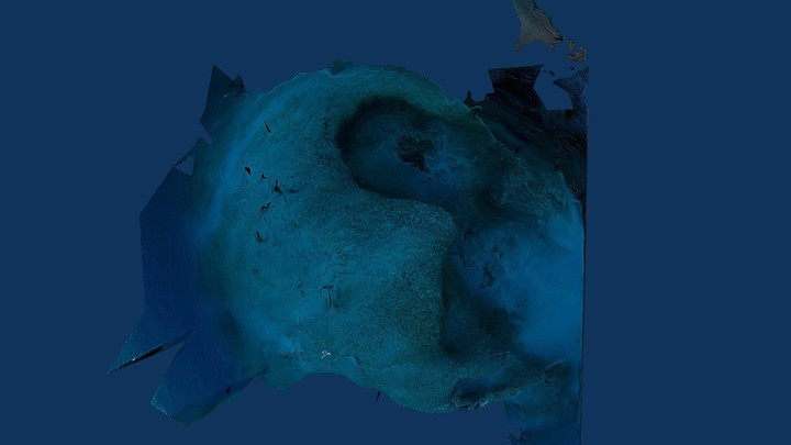 Underwater Tests - Underwater Test Theta V