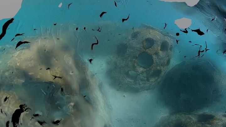 Underwater Tests - Underwater Test V03