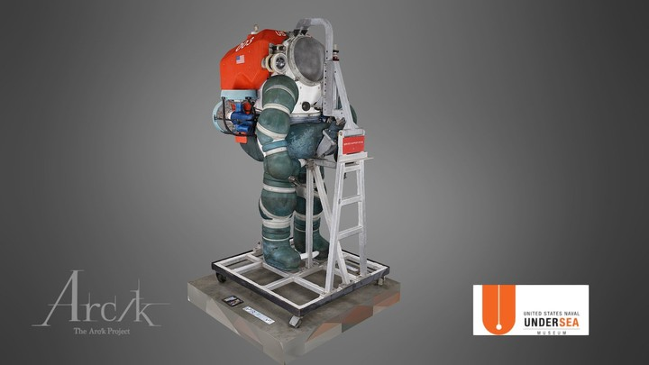Atmospheric Diving System 2000