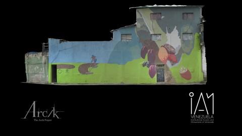 Mural de El Cacao
