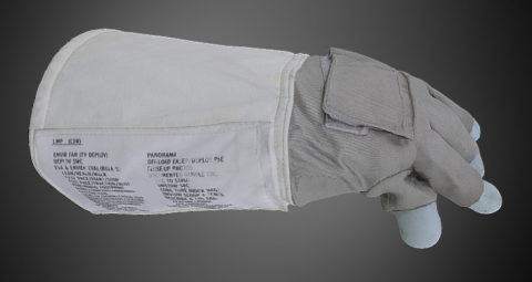 United States Space Suit (Lunar Glove)