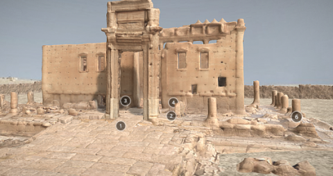 Temple of Bel (II)