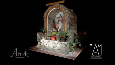 Gruta Virgen de El Carmen