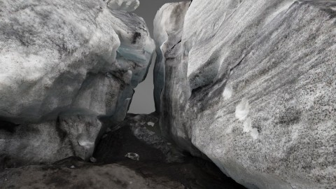 Icelandic Glacier (IX)